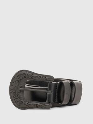 B-LONTEX, Black - Belts