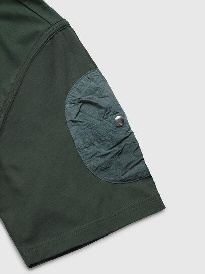 Diesel - PR-TS03, Dark Green - T-Shirts - Image 4