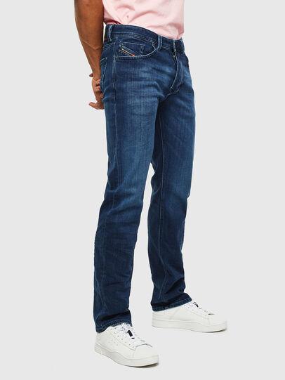 Diesel - Larkee 0095T, Dark Blue - Jeans - Image 1