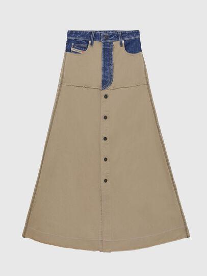 Diesel - O-MISTY, Beige - Skirts - Image 1