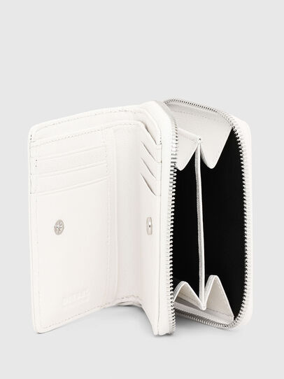 Diesel - OFRIDE, White - Small Wallets - Image 4