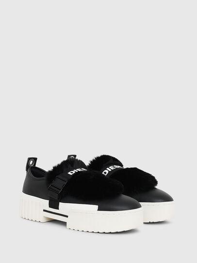Diesel - S-MERLEY LF, Black - Sneakers - Image 2