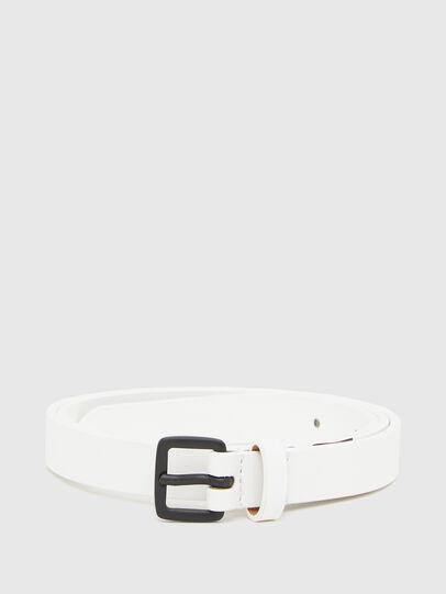 Diesel - B-LOWGO, White - Belts - Image 1