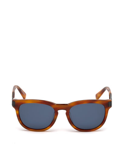 Diesel - DL0237, Light Brown - Sunglasses - Image 1