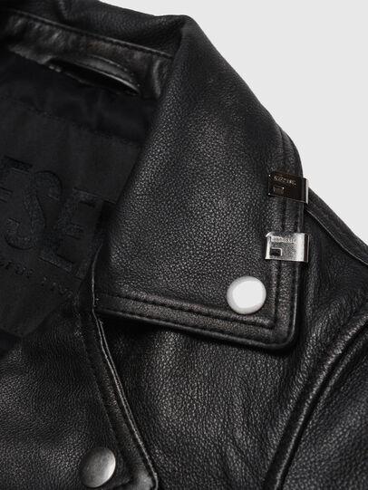 Diesel - JGOTIVA, Black - Jackets - Image 5