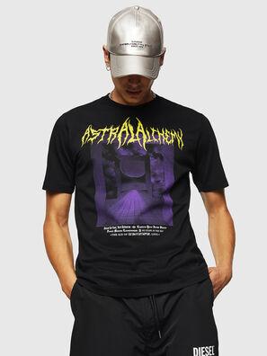 T-JUST-B24, Black - T-Shirts