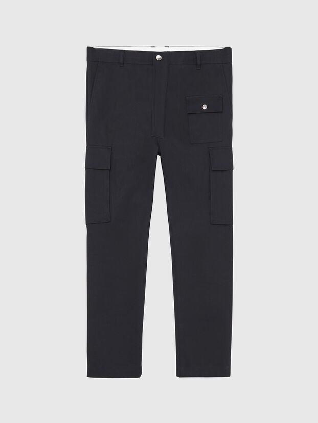 P-BRANDEN, Black - Pants