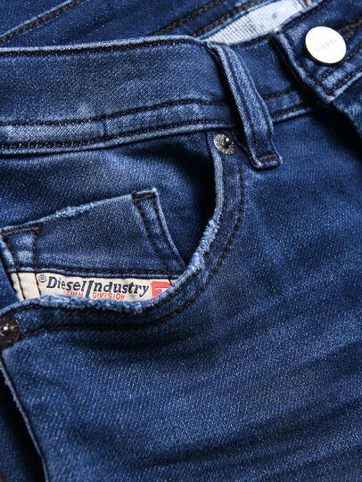 Diesel - THOMMER-J JOGGJEANS, Blue Jeans - Jeans - Image 3