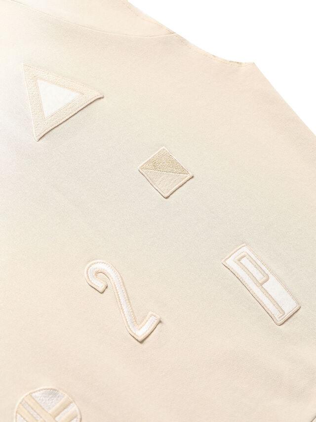 Diesel - GR02-T303, White - T-Shirts - Image 4