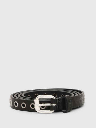 Diesel - B-EYE, Black - Belts - Image 1