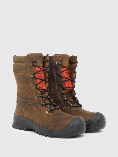 Diesel - H-WOODKUT BT, Brown - Boots - Image 2
