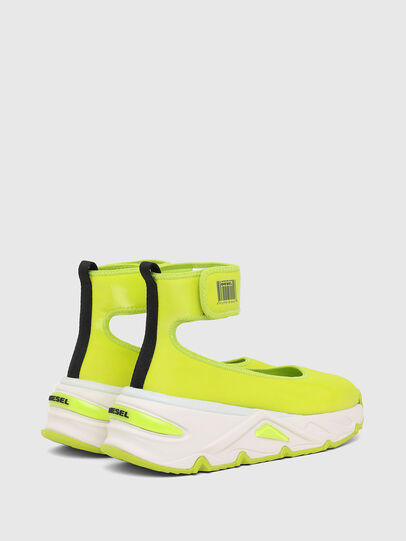 Diesel - S-HERBY BA W, Yellow - Flats - Image 3