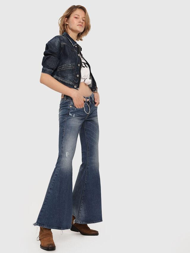 Diesel - D-Ferenz 081AN, Medium blue - Jeans - Image 4