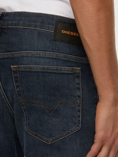 Diesel - D-Yennox 009EM, Dark Blue - Jeans - Image 4