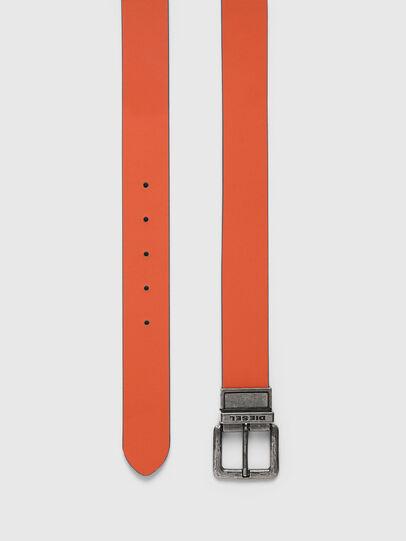 Diesel - B-DOUBLEX, Grey - Belts - Image 6