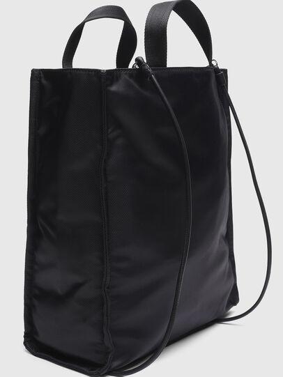 Diesel - ELLY, Black - Shopping and Shoulder Bags - Image 7