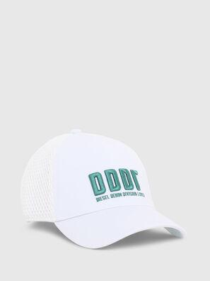 C-DDDR, White - Caps
