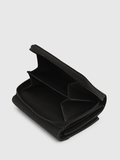Diesel - SPEJAP, Black - Small Wallets - Image 4