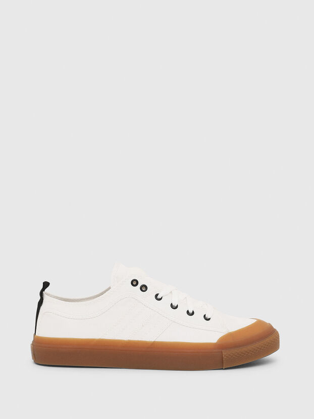 S-ASTICO LOW LACE, White - Sneakers