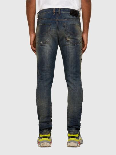 Diesel - Tepphar 009GP, Dark Blue - Jeans - Image 2
