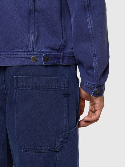 Diesel - D-SFERA-SP, Blue - Denim Jackets - Image 5