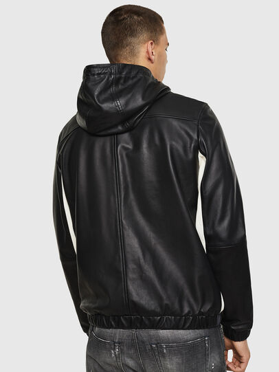 Diesel - L-CARR,  - Leather jackets - Image 2