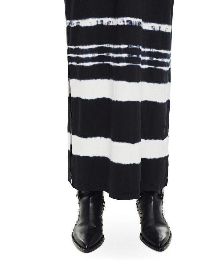 Diesel - DANKA, Black/White - Dresses - Image 4