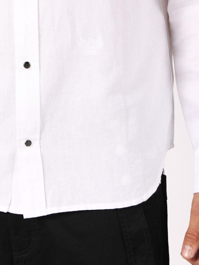 S-PLAN, White