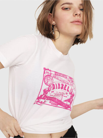 Diesel - T-SILY-C3,  - T-Shirts - Image 3