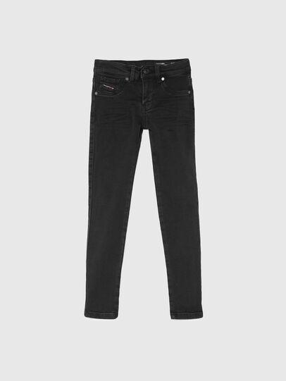 Diesel - DHARY-J JOGGJEANS, Black - Jeans - Image 1
