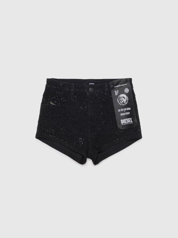 PGINGHER, Black/Dark grey - Shorts