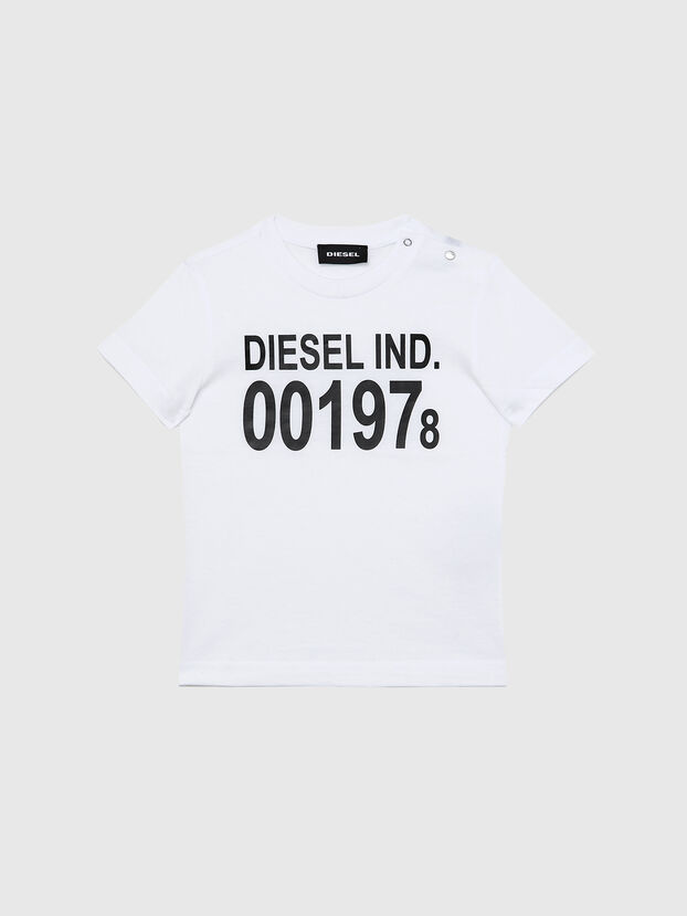 TDIEGO001978B, White/Black - T-shirts and Tops