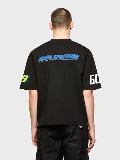 Diesel - K-JOHN, Black - Knitwear - Image 2