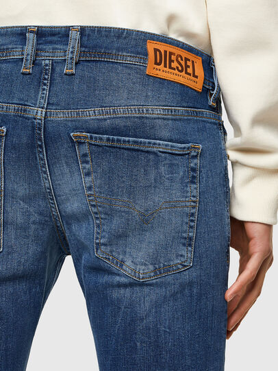 Diesel - Sleenker 009PK, Medium blue - Jeans - Image 3