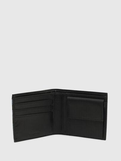 Diesel - HIRESH S, Black/Blue - Small Wallets - Image 3