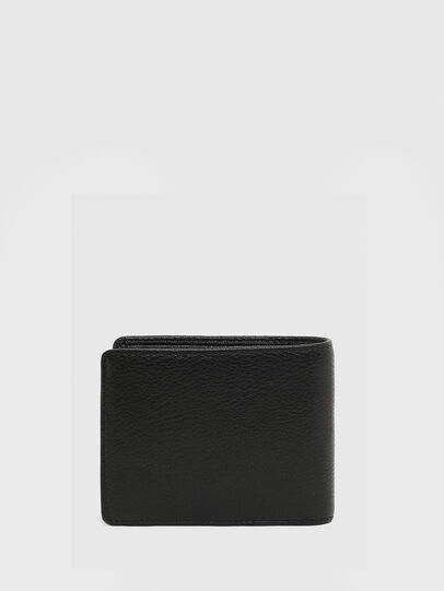 Diesel - HIRESH S, Black/Orange - Small Wallets - Image 2
