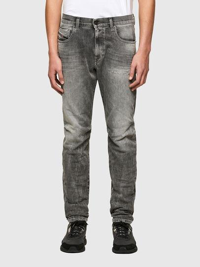 Diesel - D-Strukt 009MY, Light Grey - Jeans - Image 1