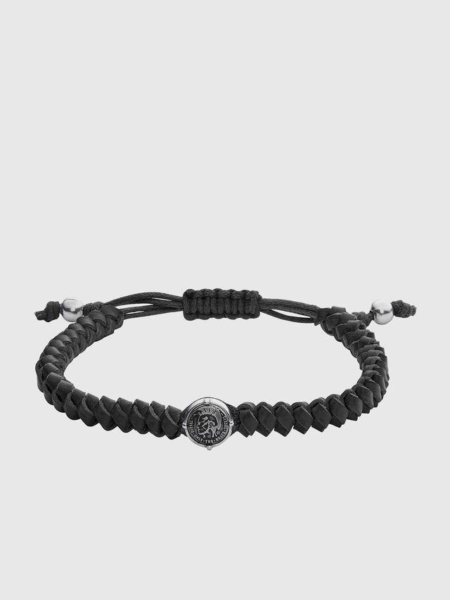 Diesel BRACELET DX1043, Black - Bracelets - Image 1