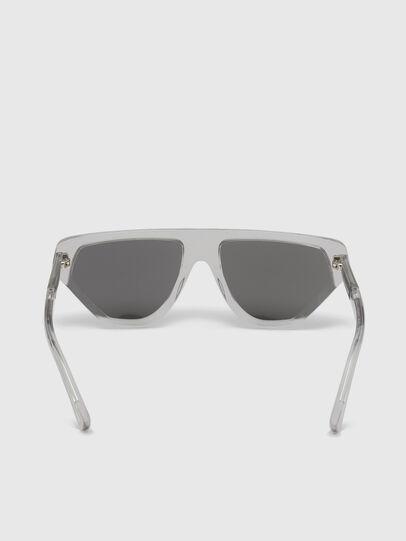 Diesel - DL0322, Grey - Sunglasses - Image 4