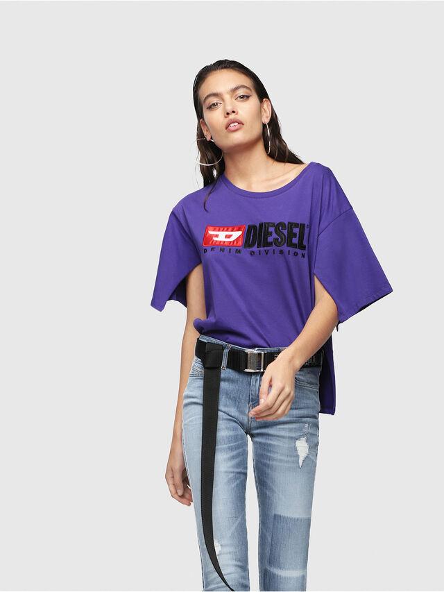 Diesel - Slandy 086AH, Light Blue - Jeans - Image 4