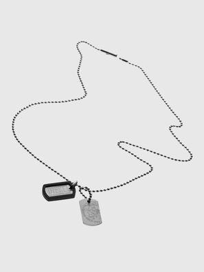 DX0202, Silver - Necklaces