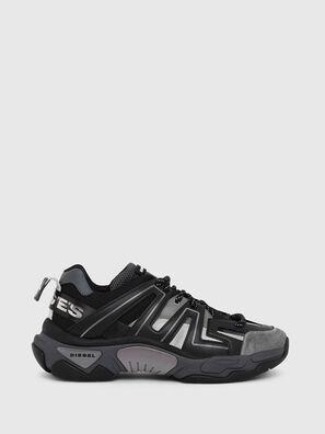 S-KIPPER LOW TREK, Black - Sneakers
