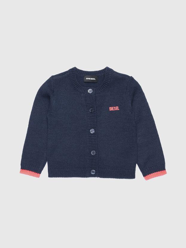 KOGYB, Blue/Red - Knitwear
