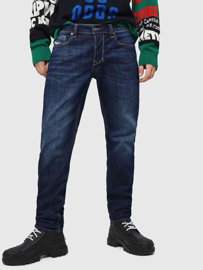 Diesel - Larkee-Beex 082AY, Dark Blue - Jeans - Image 1