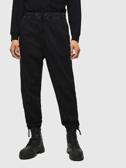 Diesel - D-Toller 0687Z, Black/Dark grey - Jeans - Image 1