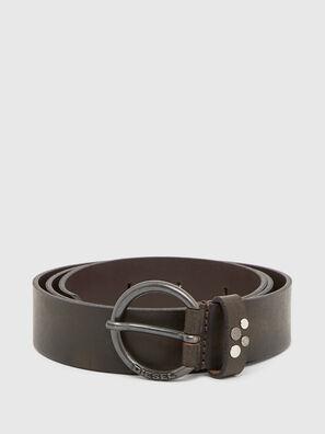 B-WANNA, Brown - Belts