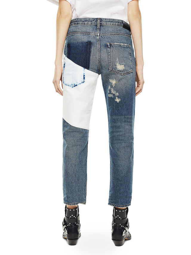 Diesel - TYPE-1820, Medium blue - Jeans - Image 2
