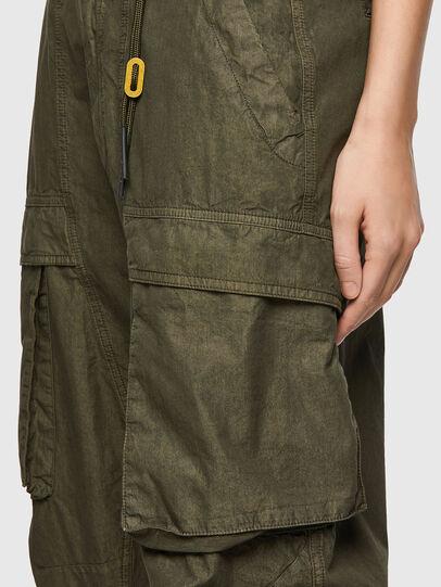 Diesel - P-EMMA, Military Green - Pants - Image 4
