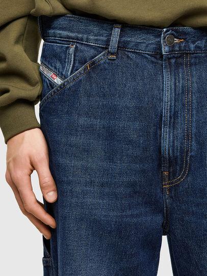 Diesel - D-Franky 009NE, Dark Blue - Jeans - Image 3
