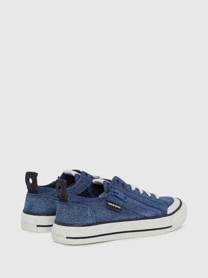 Diesel - S-ASTICO LOW ZIP W, Blue Jeans - Sneakers - Image 3